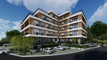 Сградата «Evergreen-3» вече има АКТ 14. Апартаменти с високи тавани и морска панорама! Изберете своя!
