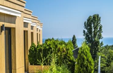 Апартаментите на последните етажи в Evergreen - ексклузивно решение