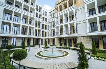 Свободные апартаменты в комплексе премиум-класса Evergreen